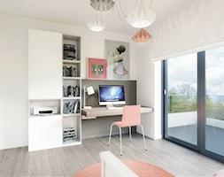 pokoj nastolatki dziewczynki - zdjęcie od SARNA ARCHITEKCI / Architektura Wnętrza dla wymagających / Interior Design - Homebook
