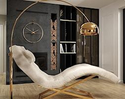 Dom w stylu boho&glam - Salon - zdjęcie od DOBRY UKŁAD-Sandra Białkowska - Homebook