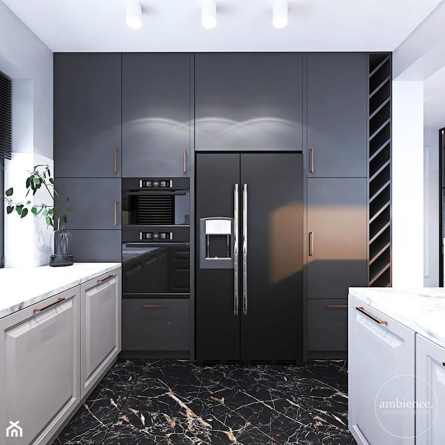 Dom inspirowany klasyką - Kuchnia, styl eklektyczny - zdjęcie od Ambience. Interior design