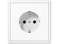 Gniazdo elektryczne SCHUKO LS990 Biały