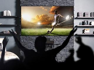 Projektor – jaki wybrać? Oglądaj ME w piłce nożnej w najwyższej jakości!