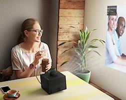 Projektory - Salon, styl skandynawski - zdjęcie od EPSON - Homebook