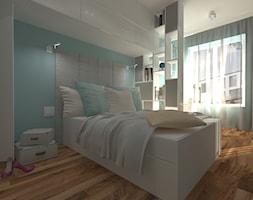Sypialnia+-+zdj%C4%99cie+od+Ewelina+Urba%C5%84ska+-+LilVive+Architekt+Wn%C4%99trz