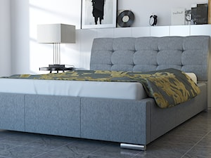 Wizualizacja 3D sypialni - zdjęcie od MashMedia