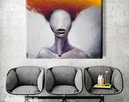 Obraz fiery hair - zdjęcie od gurupa