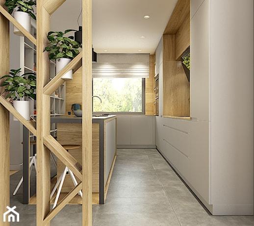 salon z kuchnia