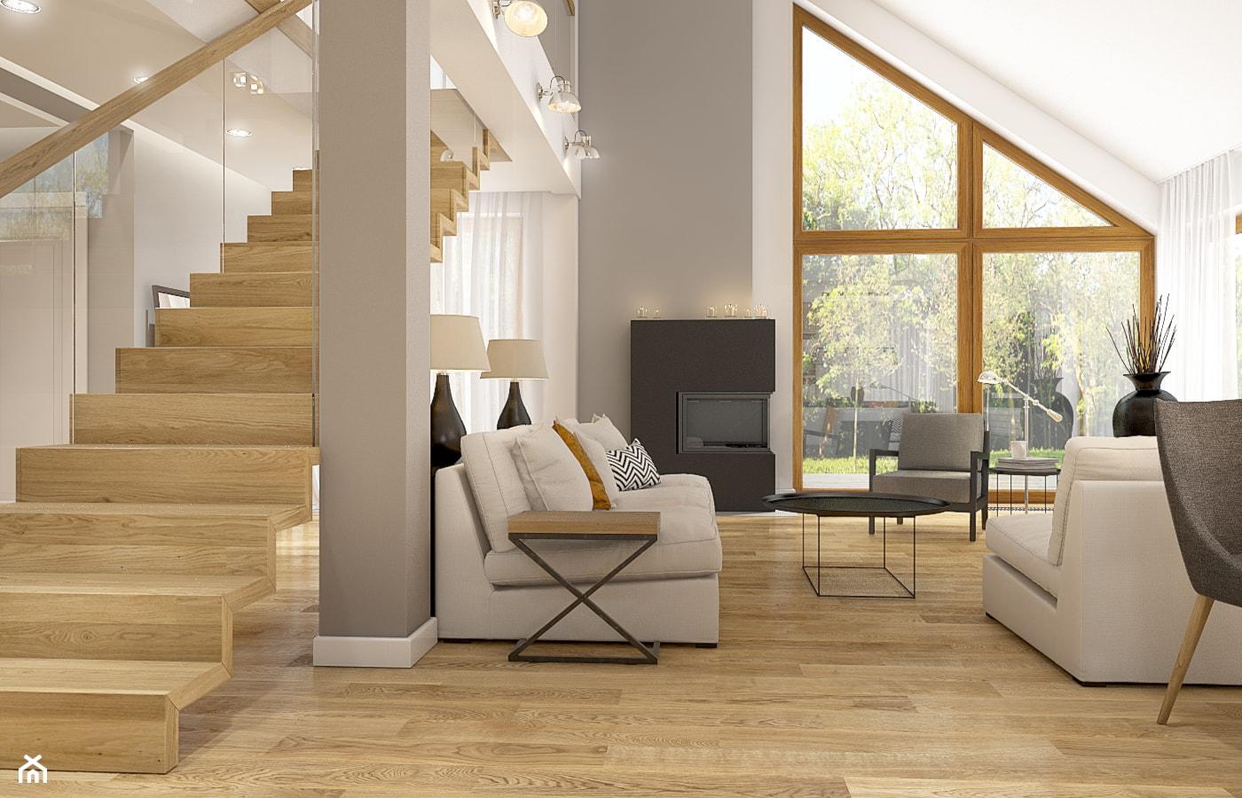 Dom w Milanówku - zdjęcie od WERDHOME - Homebook