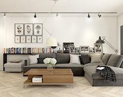Salon styl Eklektyczny - zdjęcie od WERDHOME