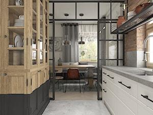 Dom pod Krakowem - styl mieszany
