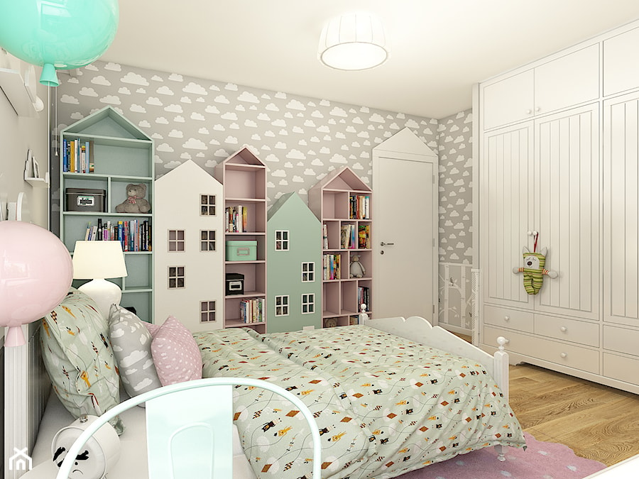 Bunk beds beds and bedrooms - Co To Za Meble Domki Homebook Pl