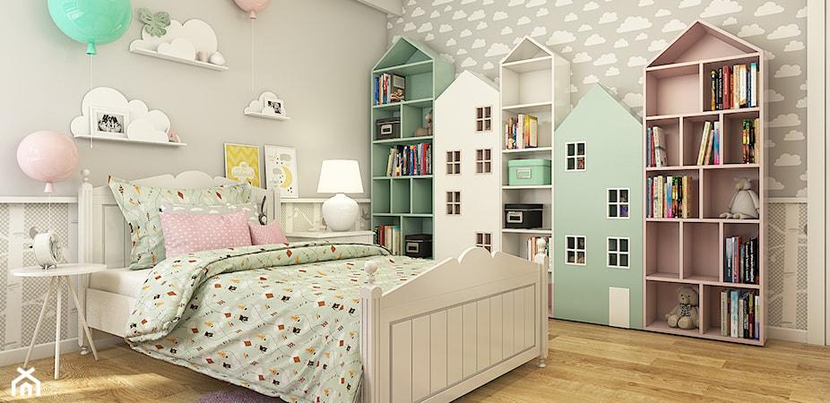Pokój dla dziewczynki w wieku 8 lat – jak pomysłowo urządzić pokój dla 8-latki?