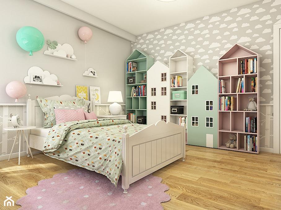 Jak urz dzi pok j dziecka w stylu skandynawskim 8 for Habitaciones juveniles pinterest