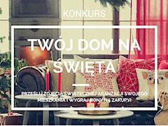 """KONKURS """"TWÓJ DOM NA ŚWIĘTA"""""""