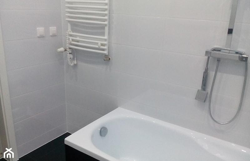 Wąska łazienka Post Na Forum Od Anna Homebook