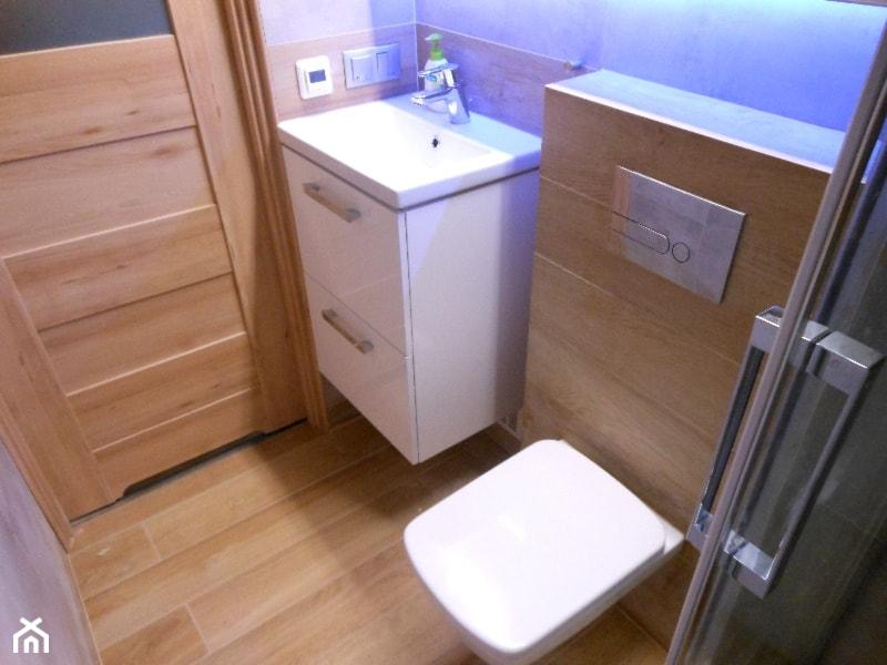 Malalazienka Projekt I Realizacja łazienki 25m2 Post Na