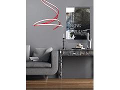 Żyrandol LED Lungo