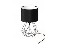 Druciana lampka stołowa Abbie