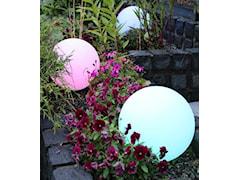 Świecące kule do ogrodu