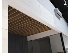 Panele drewniane na ściany, sufity