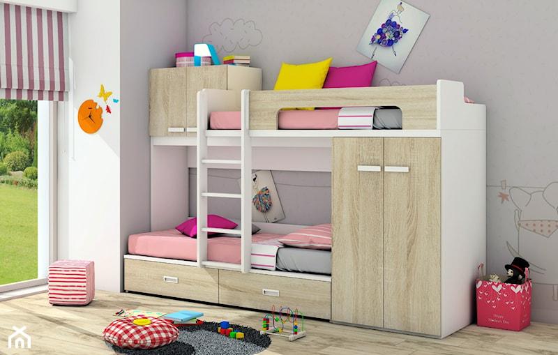 Agata Meble łóżka Piętrowe 0425