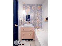 Płytki marokańskie w łazience