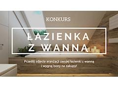 """Konkurs """"Łazienka z wanną"""""""