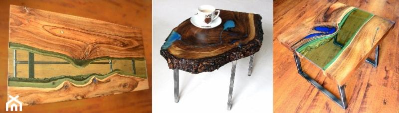 Live Edge Coffee Tables