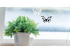 Motylki do zawieszenia