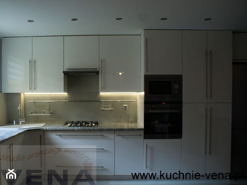 Meble kuchenne pod sufit  post na forum od Aranżacje   -> Kuchnia Pod Sufit