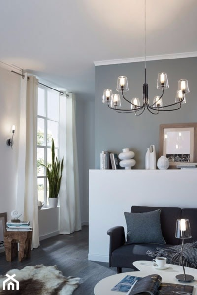Oświetlenie Idealne Do Salonu Lampy Eglo Noventa Post Na