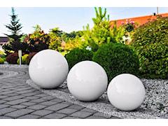 Dekoracyjne kule ogrodowe