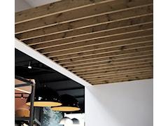 Najmodniejsze wnętrza: lamelki drewniane