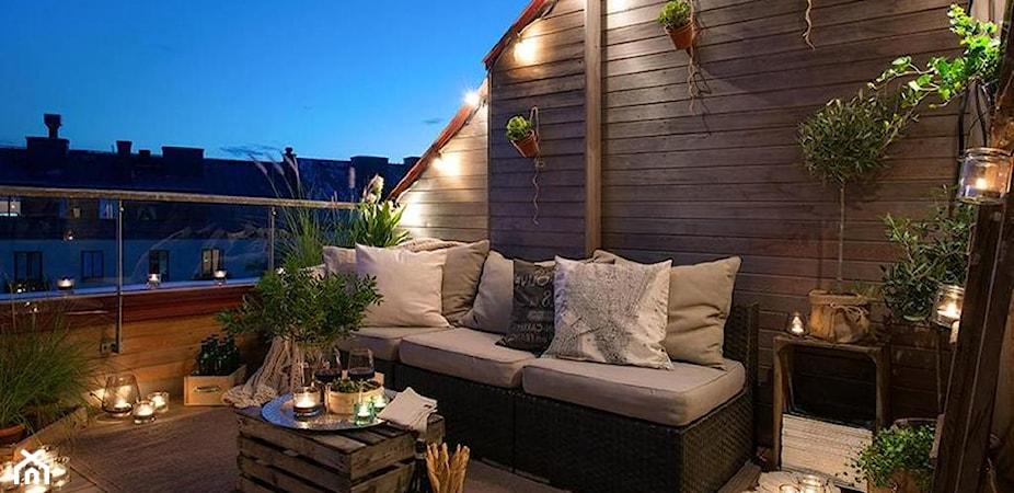 Balkon na 7 sposobów  – przegląd inspiracji