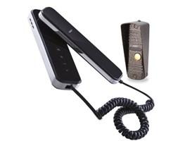 Zestaw domofonowy jednorodzinny, wandaloodporny CORS S