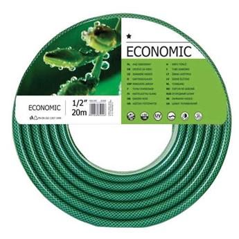"""CF10022R Wąż ogrodowy z PCW fi=3/4"""", długość 50m rolka, Economic"""