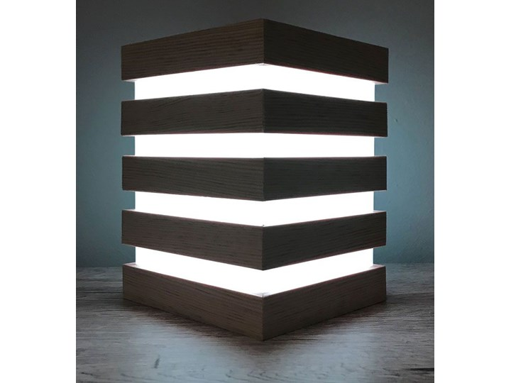 Dotykowa lampka nocna LED - EX378-Selax Lampa LED Styl Skandynawski Lampa nocna Kategoria Lampy stołowe