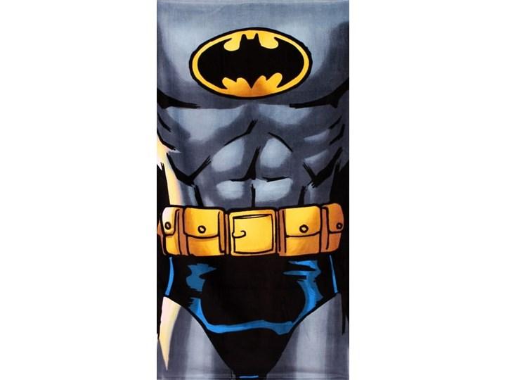 Ręcznik bawełniany Batman kostium 70x140 cm, Setino