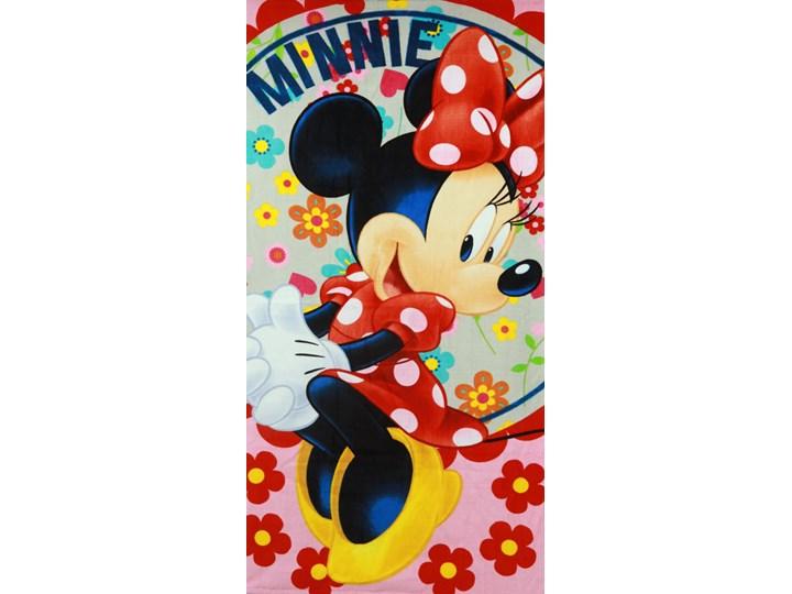 Ręcznik bawełniany Myszka Minnie red 70x140 cm, Setino