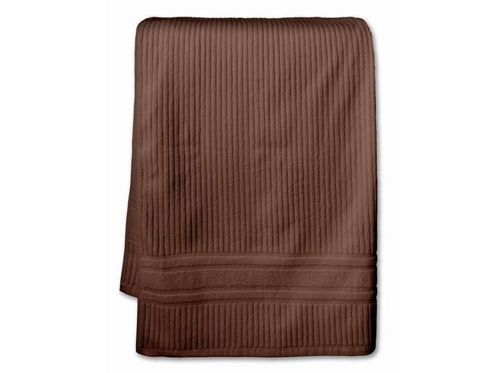 Darymex Ręcznik bawełniany 100x150 Napoli kolor czekolada Bawełna Ręcznik kąpielowy Ręcznik plażowy 100x150 cm Kategoria Ręczniki Kolor Brązowy