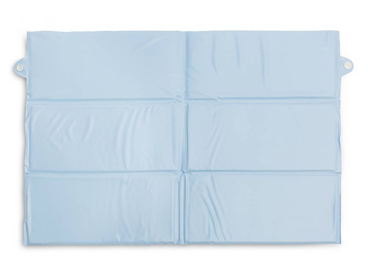 Sensillo Mata turystyczna/przewijak – błękitny Kolor