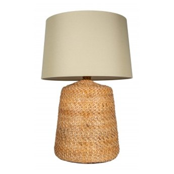 Lampa biurkowa Rina 82 cm naturalny