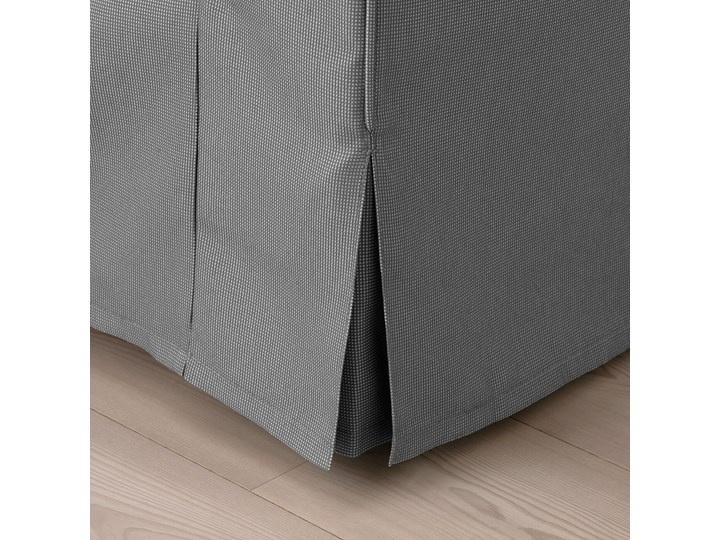 EKTORP Sofa 3-osobowa Głębokość 49 cm Szerokość 218 cm Stała konstrukcja Głębokość 88 cm Kategoria Sofy i kanapy