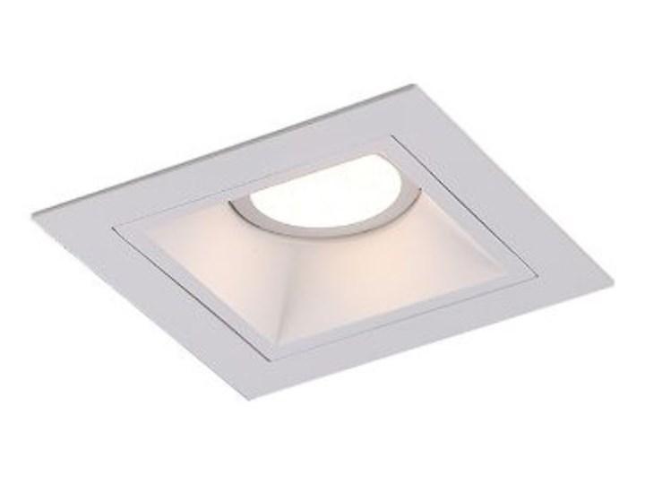 Hit I H0080 oprawa podtynkowa biała Kolor Biały Oprawa stropowa Oprawa wpuszczana Kwadratowe Kategoria Oprawy oświetleniowe