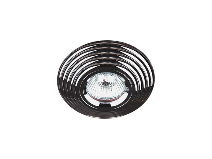 Oprawa halogenowa H0055 Kategoria Oprawy oświetleniowe Okrągłe Oprawa stropowa Kolor Czarny