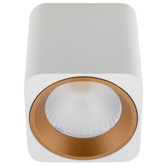 Tub C0156 plafon kwadratowy biały