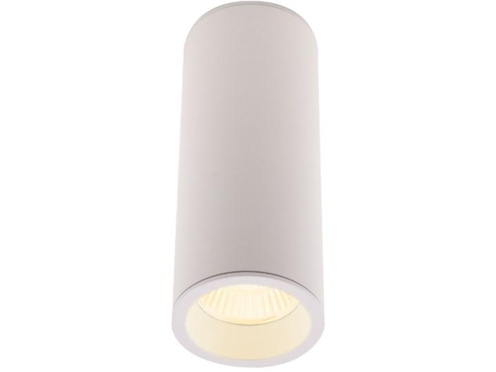 Long C0153 lampa sufitowa/plafon okrągły biały