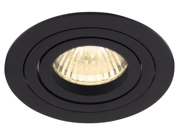 Signal I H0086 oprawa podtynkowa czarna Okrągłe Oprawa wpuszczana Kolor Czarny Oprawa stropowa Kategoria Oprawy oświetleniowe