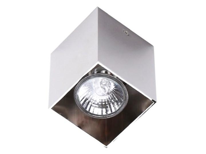 Pet Square C0084 plafon chrom Kwadratowe Oprawa stropowa Kategoria Oprawy oświetleniowe