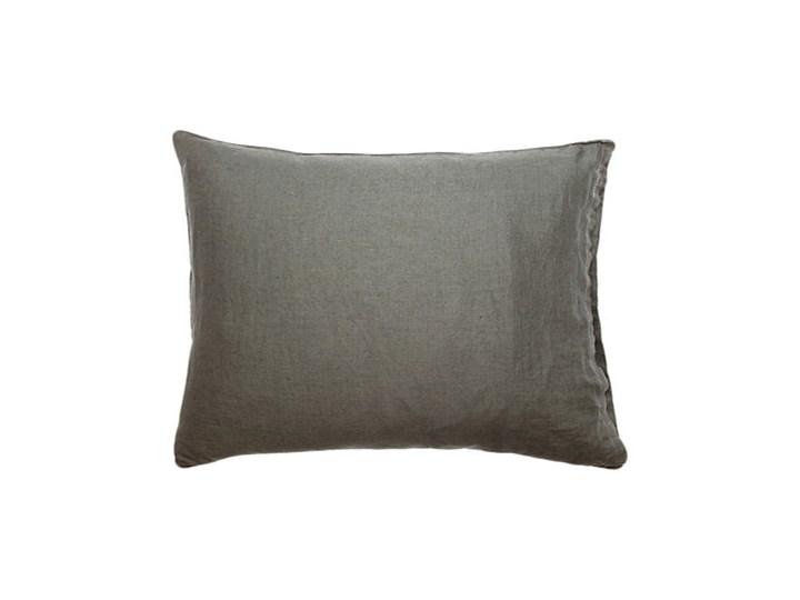 Brązowy dywan z wełny i bawełny Ullmatta 170x230 HIMLA Poszewka na poduszkę Len Bawełna Pomieszczenie Pościel do sypialni