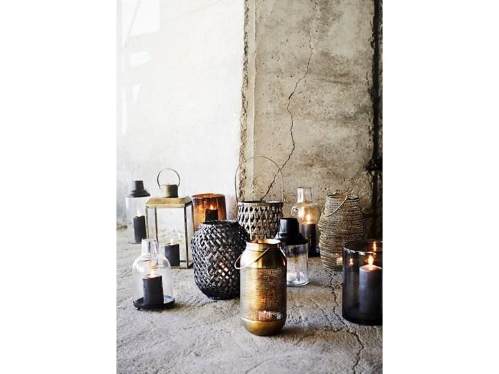 LAMPION BRASS MADAM STOLTZ Kategoria Świeczniki i świece Żelazo Metal Kolor Złoty